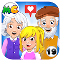 My City : Grandparents Home icon