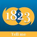 Tell me@1823 icon