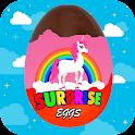 Surprise Eggs Unicorn icon