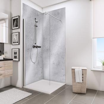 panneaux muraux pour douche et salle de