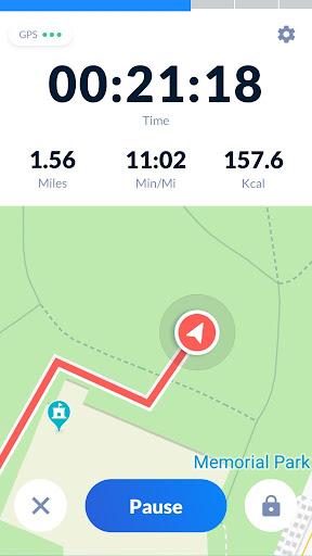 Step Tracker screenshot 2