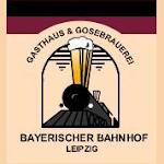 Gasthaus & Gosebrauerei Bayerischer Bahnhof Berliner Weisse