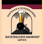 Logo of Gasthaus & Gosebrauerei Bayerischer Bahnhof Berliner Weisse With Mandarin Hops