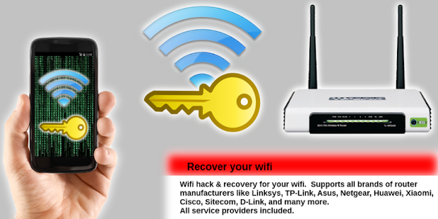 Descargar Wifi password recovery APK 1.1 APK para Android ...