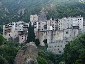 Photo: Kloster Agio Pawlo, hier waren wir zu Gast