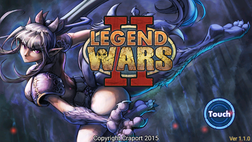 Legend Wars 2 v1.3.3 APK (Mod)