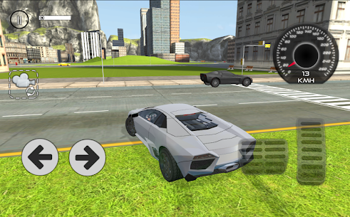 Real Car Drift Simulator 2.5 MOD for Android 2