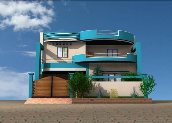 3D Home Exterior Design Ideas Android Apps On Google Play