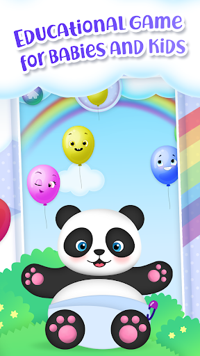 Baby Balloons pop screenshots 2