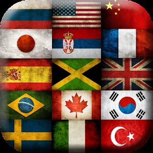 Banderas del Mundo Fotomontaje Gratis