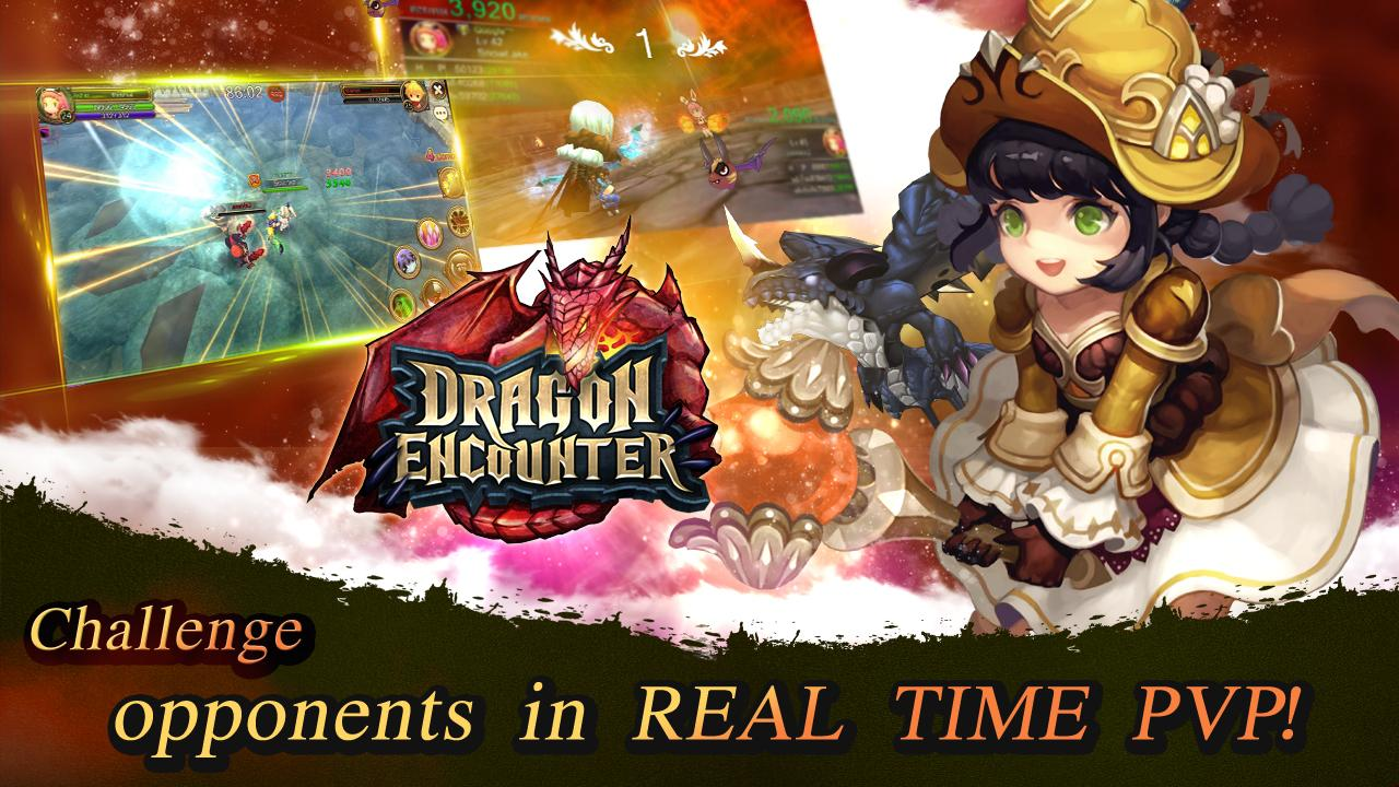 Dragon Encounter- screenshot