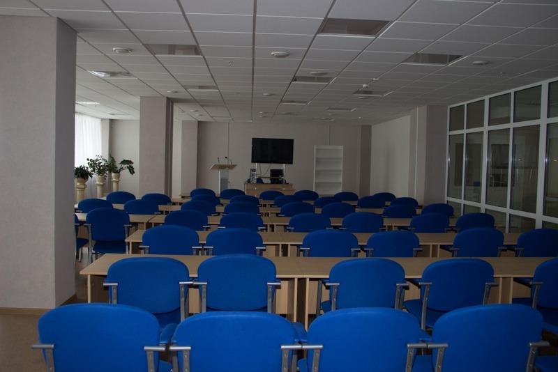 Инженерный зал Лермонтовки