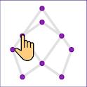 Continuous Line Puzzle icon