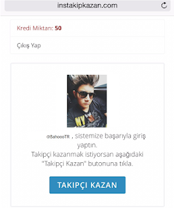 İnsTakip - İnsFollowers screenshot 0