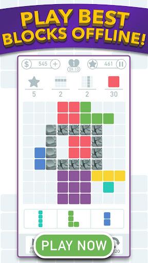 Best Blocks - Free Block Puzzle Games screenshots 15
