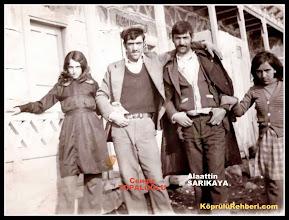 Photo: Cengiz TOPALOĞLU, Merhum Alaattin SARIKAYA