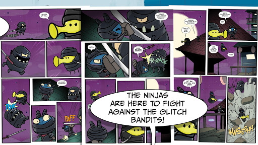 Doodle Jump Motion Comics Apk Download 10