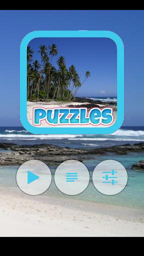 Landscape Photo Puzzles
