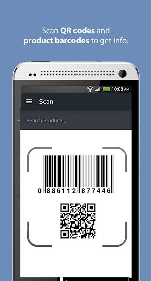 0 ScanLife Barcode & QR Reader App screenshot