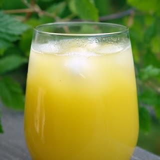 Homemade Pineapple Juice Recipes