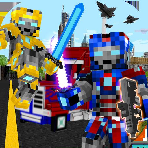 Rescue Robots Survival Games (game)