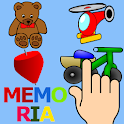 Juego Memoria Infantil Niños icon