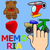 Memoria Infantil para Niños