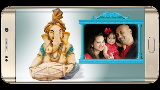 Ganesh foto rámečky - náhled