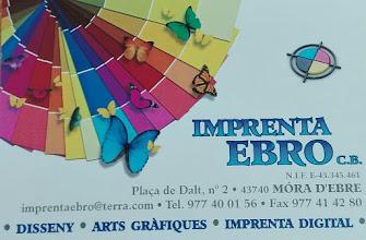 Imprempta Ebro