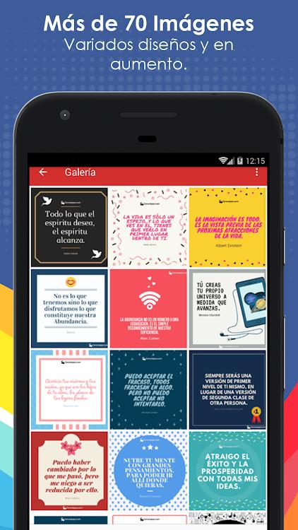 Frases De Prosperidad Android приложения Appagg