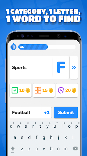 94 Seconds - Categories Game Apk 2