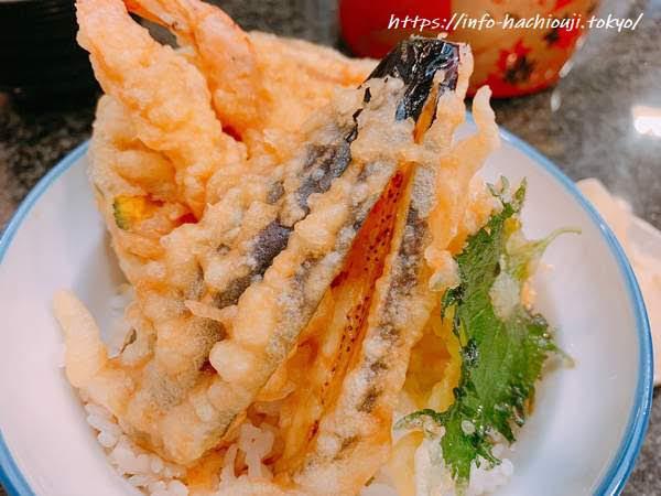 独楽寿司 ランチ 天丼