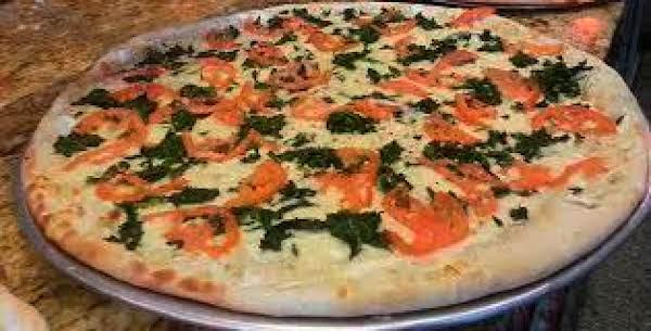 Quick & Easy White Pizza