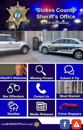 Stokes County NC Sheriff screenshot 4