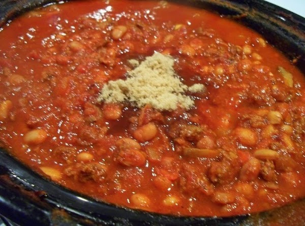 After 6 - 6 1/2 hours. Stir and check beans for tenderness.   Now...