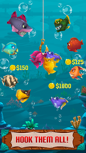 Larry: Fishing Quest u2013 Idle Fishing Game  screenshots 2