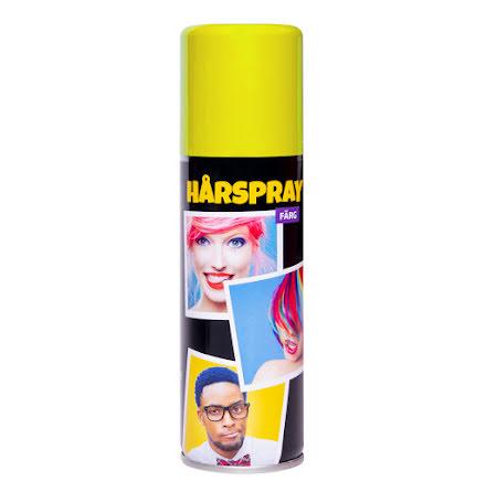 Hårspray, gul
