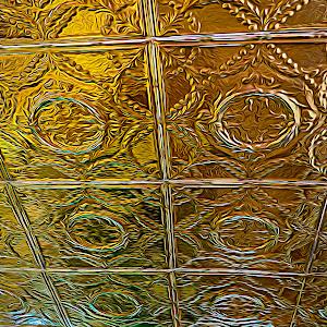 GoldenCeiling1cr expressionism.jpeg