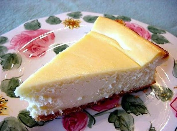 White Chocolate Cheesecake Recipe