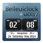 Belle ui clock full Icon