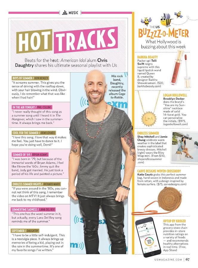 Us Weekly Magazine- screenshot