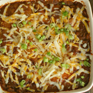 Chili Cheese Bean Dip