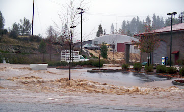Photo: Local Flooding in Grass Valley  361/365