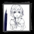 Drawing Anime Girls APK