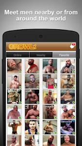 GROWLr: Gay Bears Near You 11.9