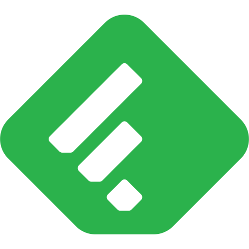 Feedly - Smarter News Reader Icon