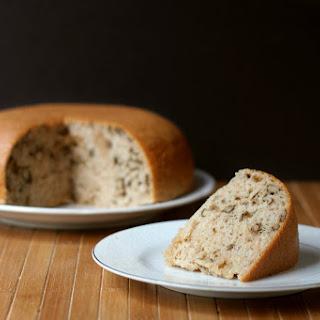 Walnut Rice-Cooker Pancake