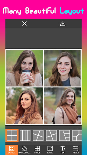 Photo Maker Collage , Editor Photo 1.1 screenshots 2