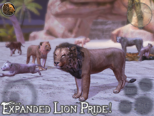 Ultimate Lion Simulator 2 screenshot 9