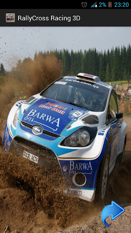 android RallyCross Racing Screenshot 3